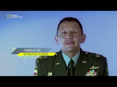Airport Security Colombia: Geschmuggeltes Kokain HD Doku
