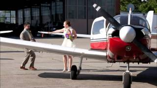 Small Plane / Wedding Story on Vin Scelsa