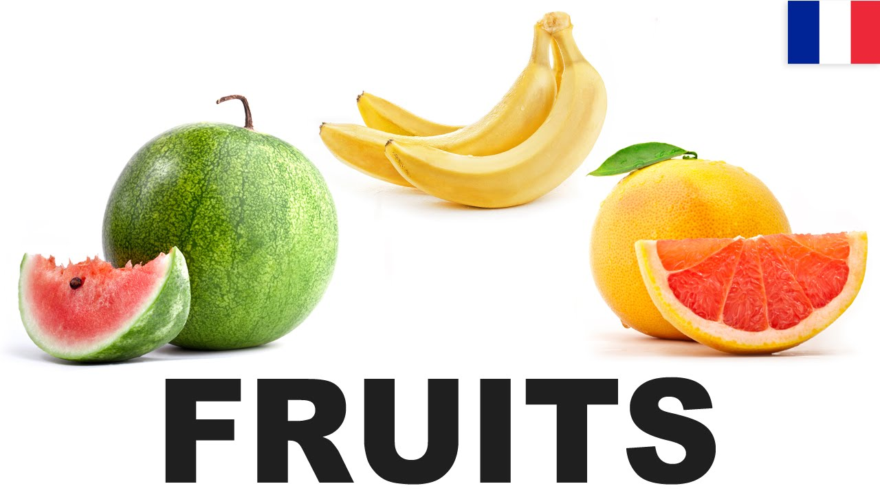 Gut gemocht Apprendre le vocabulaire anglais - Les fruits 2 (Fruits) - YouTube MK77