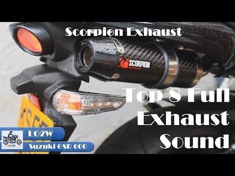 #Tes sound# knalpot leovince cobra slip on di motor Minerva r150 vx from YouTube · Duration:  3 minutes 19 seconds