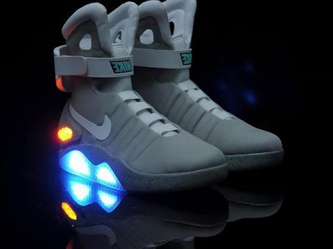 Nike Confirms Plan To Release Self Lacing Shoes In 2015 - Nike's New  Self-Tying Shoes