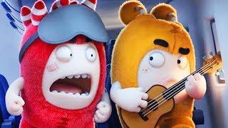 Oddbods | FLYING HAZARDS | Oddbods Full Episodes | Funny Cartoon Shows | Oddbods & Friends