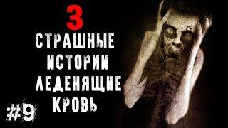 3 СТРАШНЫЕ ИСТОРИИ ЛЕДЕНЯЩИЕ КРОВЬ #9