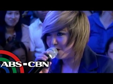 GGV: Charice Pempengco sung Houston hit