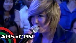 Charice wows crowd with Houston hit
