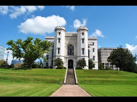 Top Tourist Attractions in Baton Rouge: Travel Guide Louisiana
