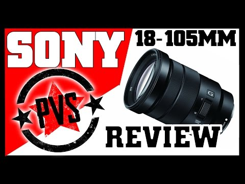 Sony 18-105mm G Lens Review