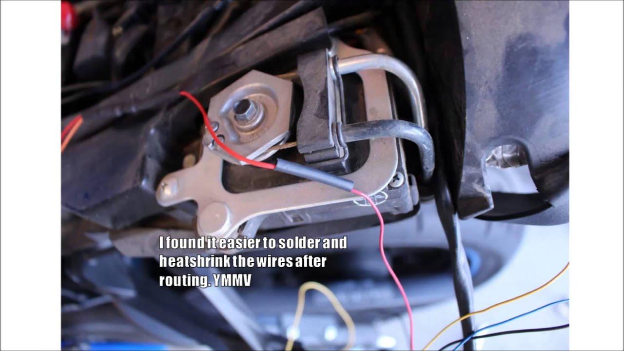 2007 2008 zx6r integrated brake tail light [ 1280 x 720 Pixel ]