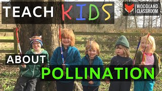 Teach Kids About Pollination