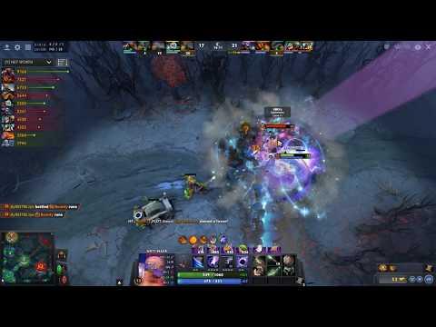 Miracle Perfect Anti Mage 16/0 - Dota 2 Pro Gameplay
