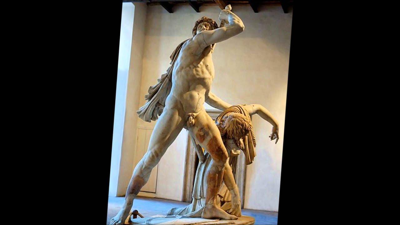 esculturas gregas youtube