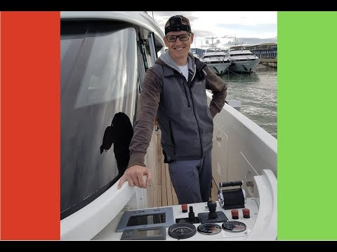 Super Yacht Departure through the eyes of the Captain. (Captain's Vlog 67)