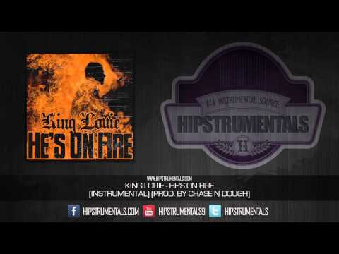 King Louie - He's On Fire [Instrumental] (Prod. By Chase N Dough) + DOWNLOAD LINK