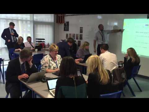 Digital Leaders - St Thomas More Catholic School