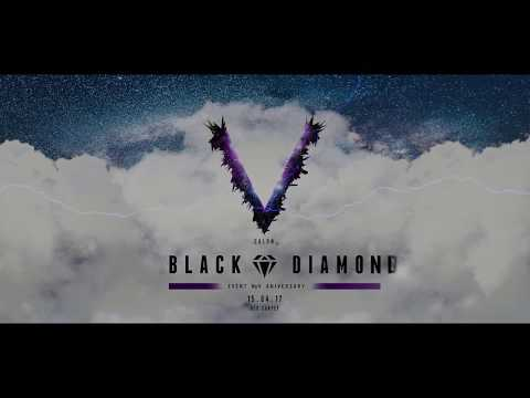 "Red carpet 2017 ""Black Diamond"""