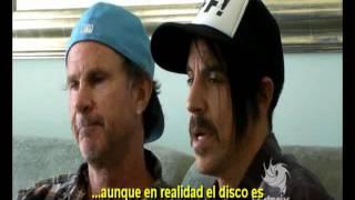 Entrevista de Gustavo Olmedo a Chad Smith y Anthony Kiedis (parte 1)