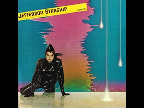 Find Your Way Back JEFFERSON STARSHIP 1981 HD LP