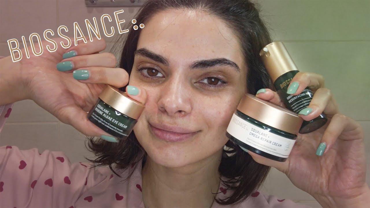 Clean Skincare Brand – Biossance სახის მოვლის საშუალებების ტესტი