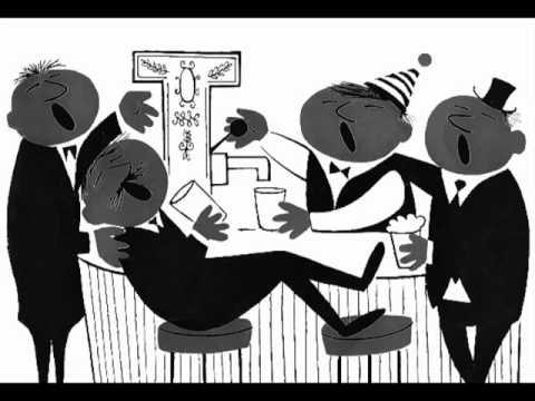 De vrolijke vrienden - Schenk es in en drink es uit  Deel II   1961