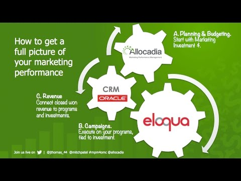 Money & Metrics: Bridging marketing finances with campaign data for Eloqua Users
