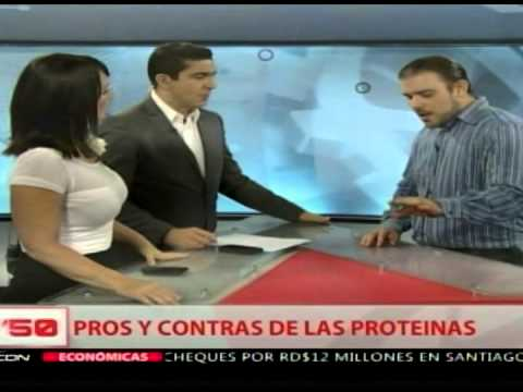 Pros y contras de las proteínas