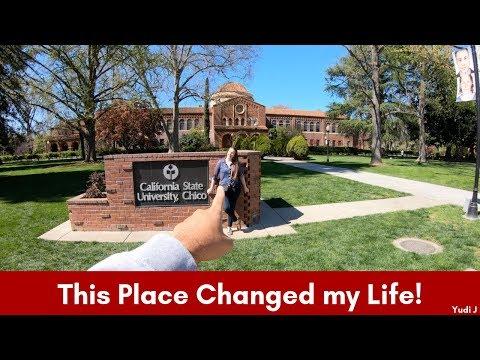 CSU Chico Campus Tour | Chico State Tour | California State University Chico Tour
