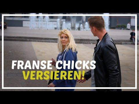 Franse chicks versieren! - Fijne Vrienden