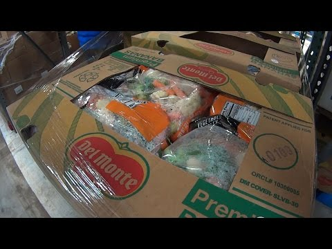 Feeding America: One billion pounds of food wasted in Wisconsin each year