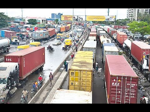 CONTAINER SHIPMENT :BUSINESS OWNERS, RESIDENTS LAMENT HARDSHIP CAUSED BY  DELAY AT THE PORT