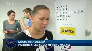 15. 10. 2014 - CT Sport, Olympijsky magazin, Sazka Olympijsky viceboj