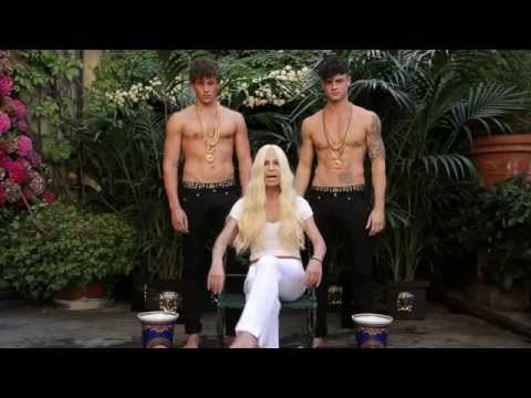 Donatella Versace | ALS Ice Bucket Challenge
