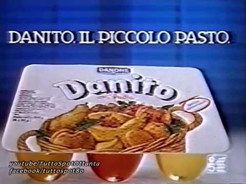 """Spot - DANITO Danone """"per me è stato il CInese"""" - 1985"""