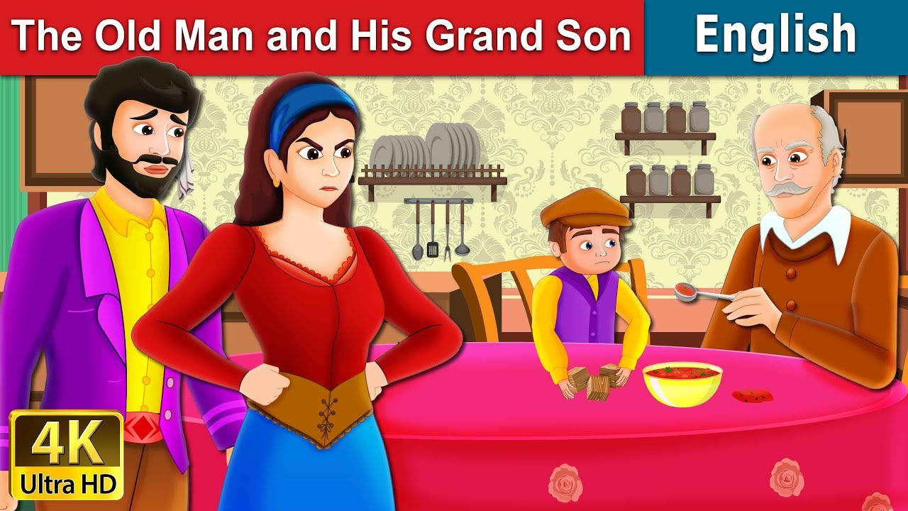 Download The Old Man And His Grandson Story  | Moral Stories for Teenagers | English Fairy Tales