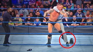 10 More Times WWE Wrestlers Saved Their Opponent From Injury or  Death