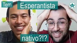 Tem Esperantista nativo?? #24 Conversa Leandro Abrahão | Esperanto do ZERO!