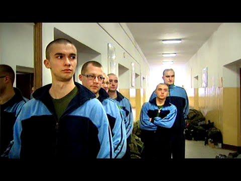 """To nie wakacje, to wojsko!, """"Fakty"""" 07.01.2015"""