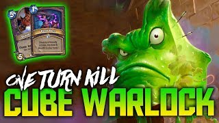 Cubelock Warlock Deck | Kobolds and Catacombs | Hearthstone