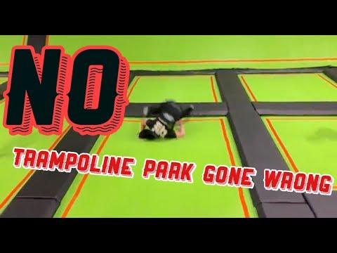 Xtreme air trampoline park, Dothan, AL , gone wrong...??
