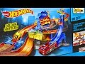 Hot Wheels Flame Fighters Track Cartoon for Kids