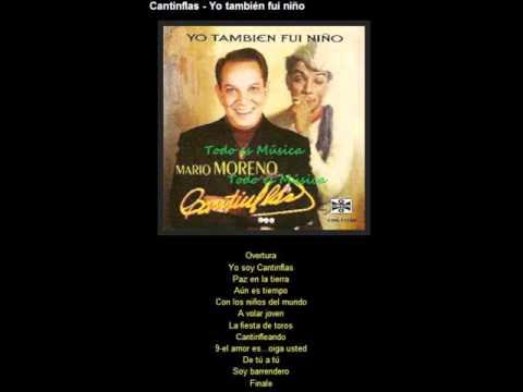 El Barrendero   Canta Cantinflas