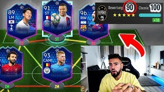 TOTGS!! 190 RATED FUT DRAFT CHALLENGE FIFA 20 🔥🔥