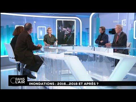 Inondations : 2016…2018 et après ? #cdanslair 25.01.2018