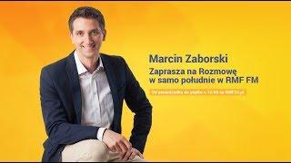Marek Jurek gościem Rozmowy w samo południe w RMF FM - Na żywo