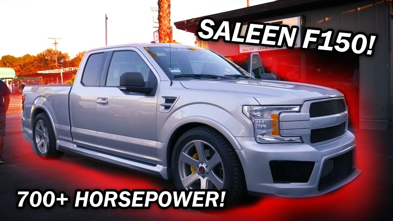 Exclusive First Look At The 2018 Saleen F150 Sportruck 1 Of 18