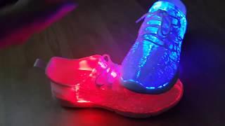 d76203b4ad85 TOP CHINA NOVE BLIKAJUCE LED USB TENISKY BOTASKY PANSKE DAMSKE DETSKE