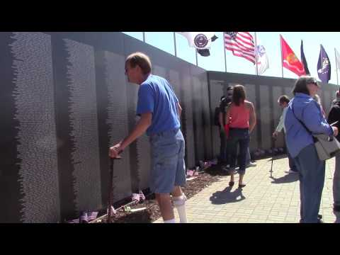 Vietnam Traveling Wall 2016  Frederick, Co