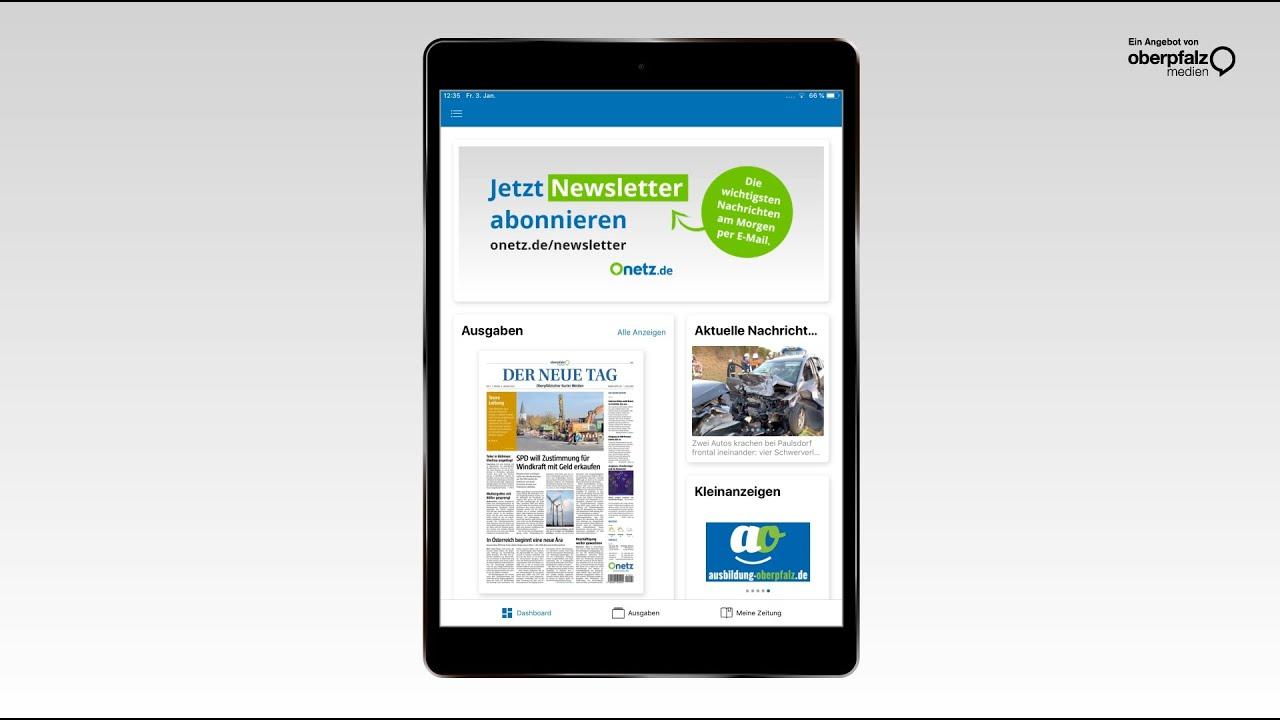 Epaper Amberger Zeitung