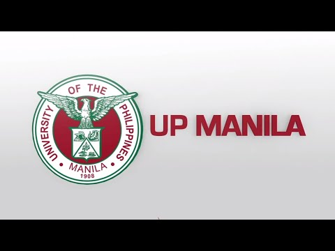 This is UP MANILA (as of September 2017)