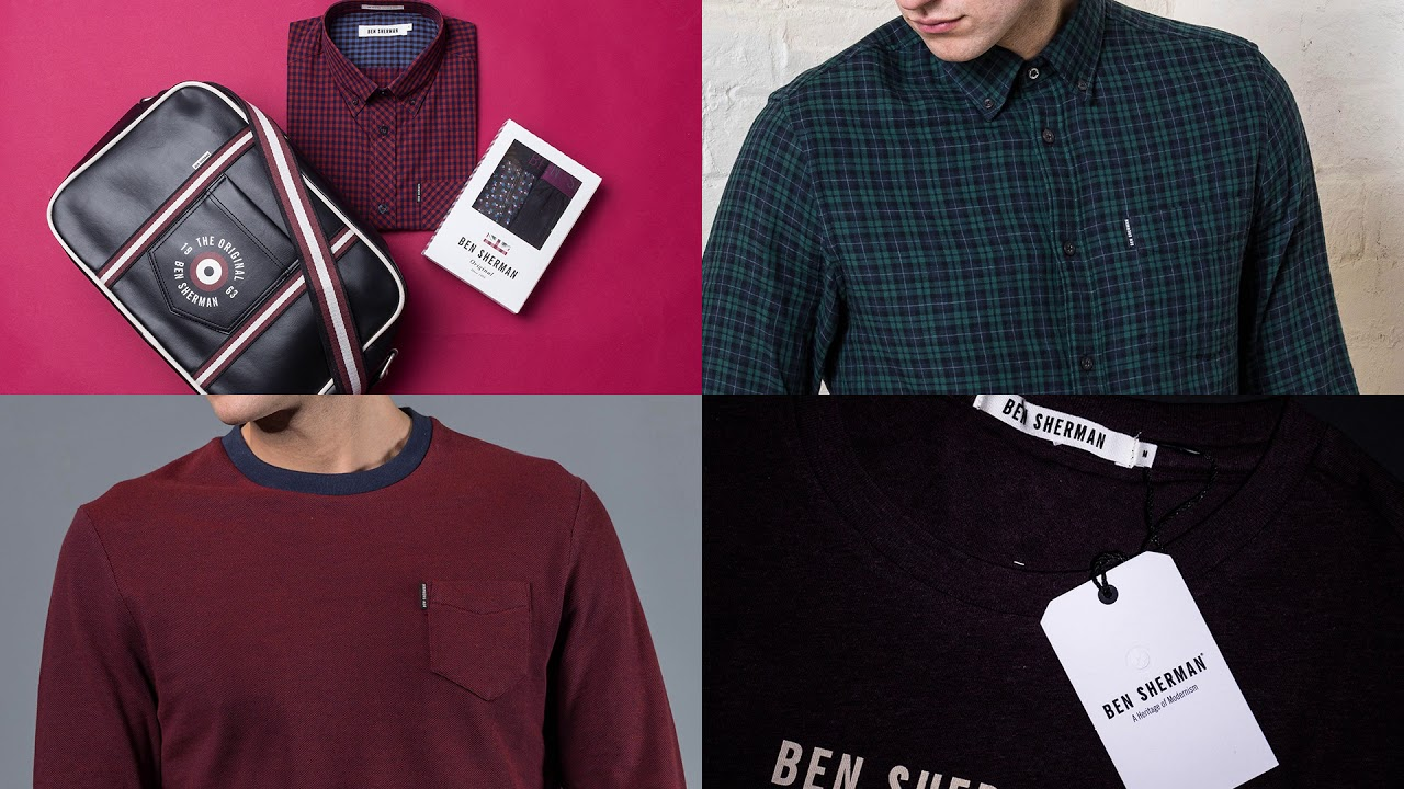 9e4508a39891b1 Ben Sherman Shirts Sale | Polos, Tees & Jackets | Get The Label