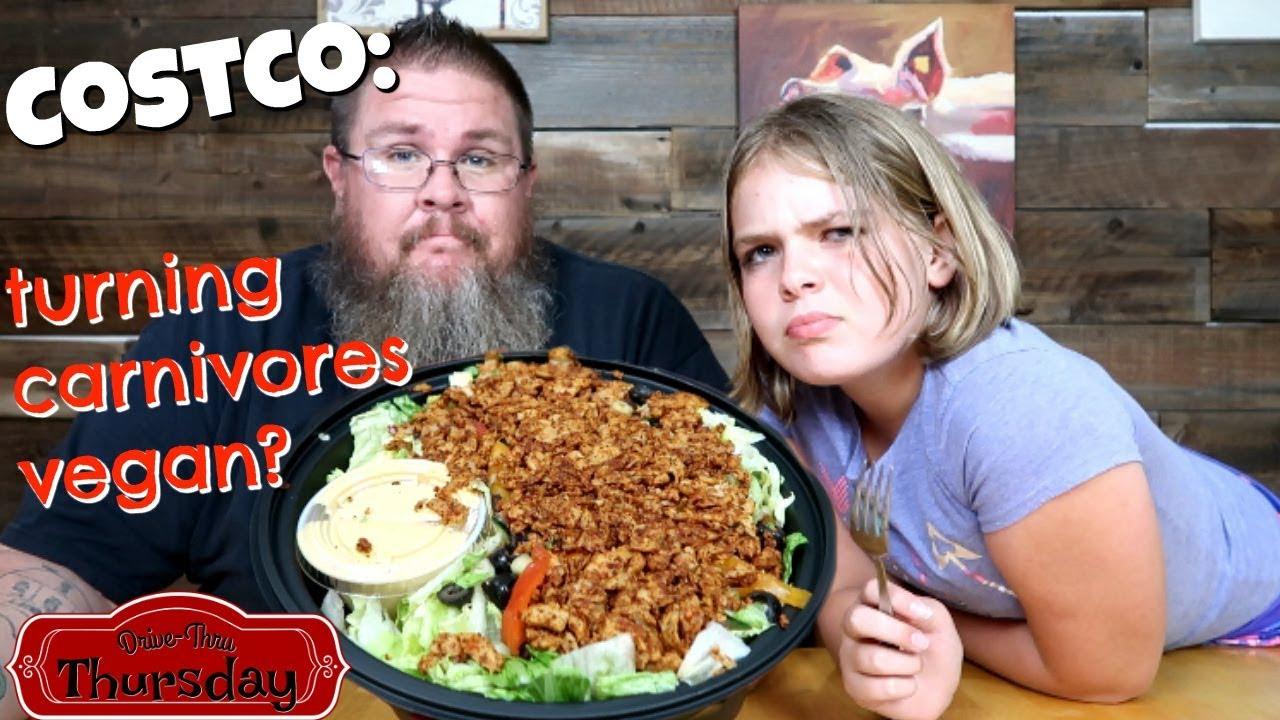 Drive Thru Thursday || Costco Al Pastor Salad